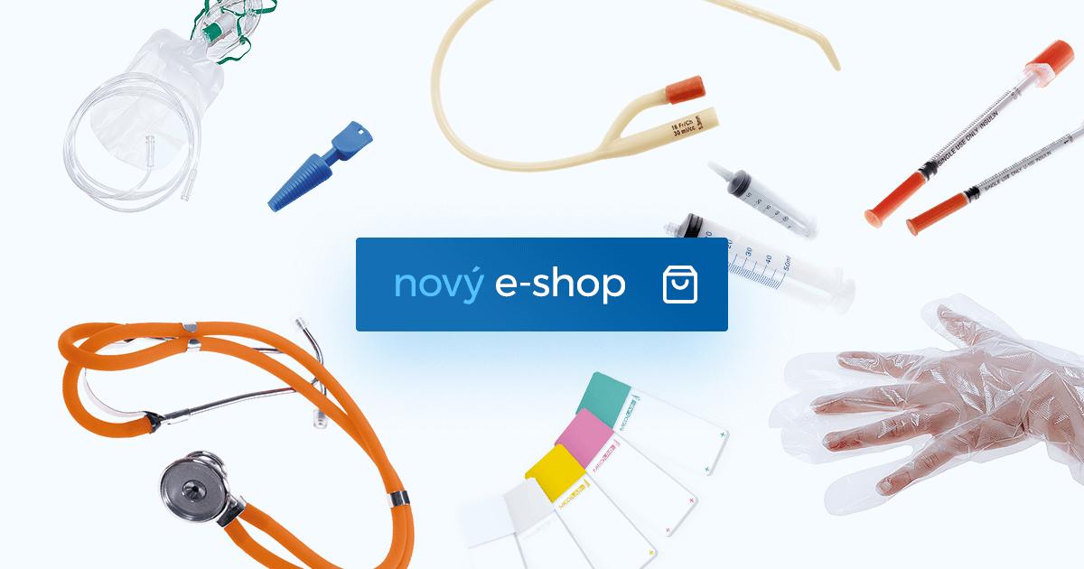 Spouštíme pro vás nový e-shop